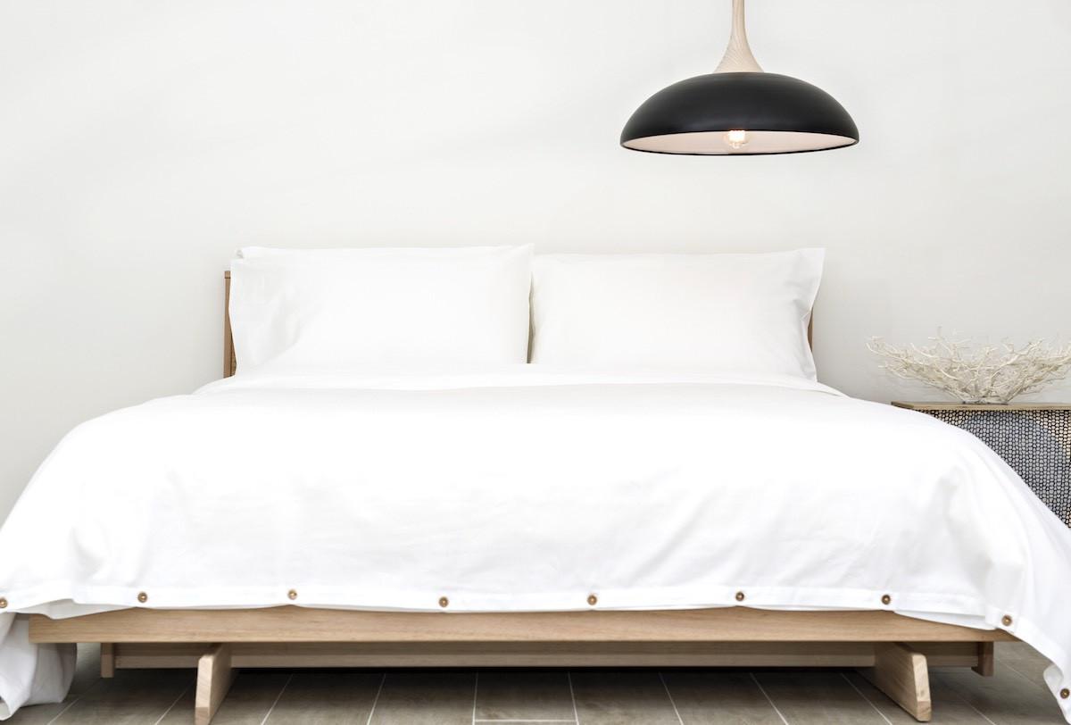 De luxe 1 duvet cover quilt 2 shams 100 peruvian pima for Pima cotton comforter