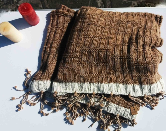 sd_peruvian royal alpaca chunky throw blanket_coffee_v1_