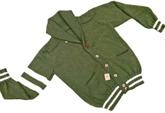sd_Royal Alpaca Shawl Collar Cardigan_ solid green _v11 AMZON