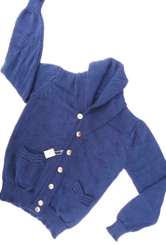 sd_baby_alpaca_ shawl cardigan _solid_blue_v1