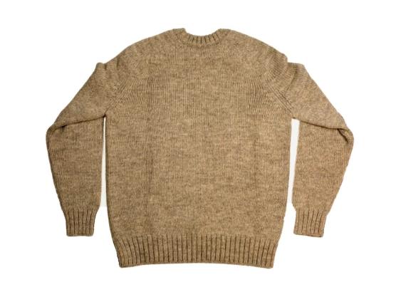 Royal Alpaca Crewneck Sweater BEIGE_COB1_ AMZN1_sd1