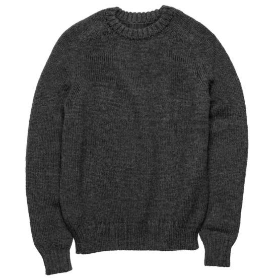 Royal Alpaca Crewneck Sweater Darkgrey_ AMZNNN33_sd11