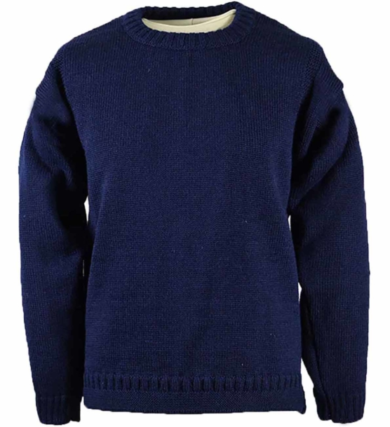 sd_Baby Alpaca Crewneck Sweater Pullover blue_ v1_sd22