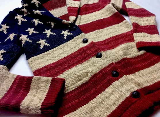 Royal Alpaca Shawl Collar Women USA Flag Cardigan_v3-AMZN_sd