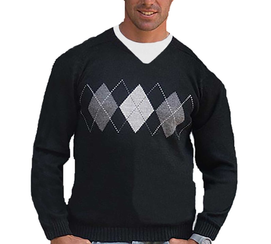 Baby Alpaca Sweater Diamonds_black_grey diamonds_v1_AMZN_VNECK__sddd