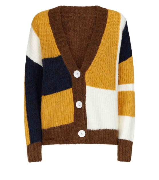 mustard-patchwork-long-sleeve-v-neck-cardigan_sdddd777
