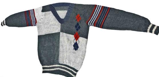 Royal Alpaca Sweater Pullover_Diamonds_grey_lightgrey_1AMZN11__VNeck_111_SD222