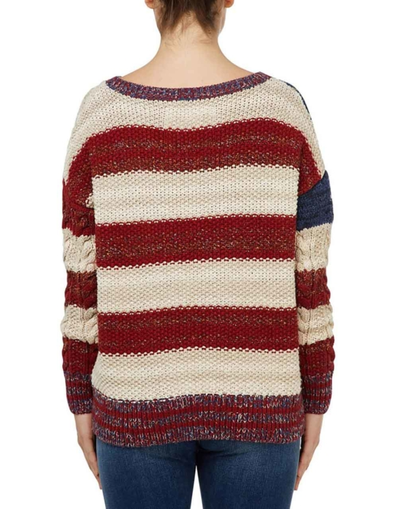 Women_Royal Alpaca Crewneck Sweater Pullover-USA_flag pattern_braided_v5_AMZN_sddd