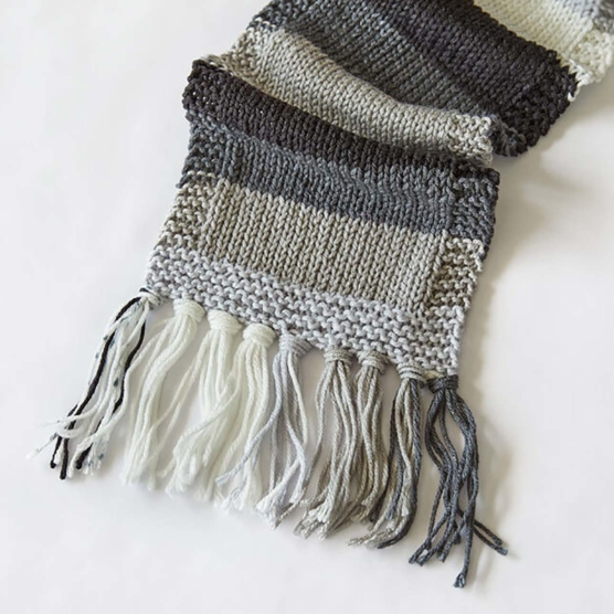 Royal Alpaca throw blanket grey_mixed_sd11