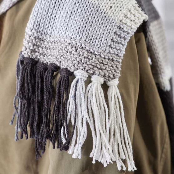 Royal Alpaca throw blanket grey_mixed_sd114444